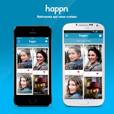 happn is happening now screen shot