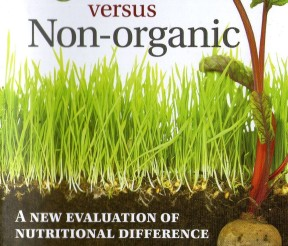 THE DIFFERENCE BETWEEN ORGANIC AND NON-ORGANIC FOOD