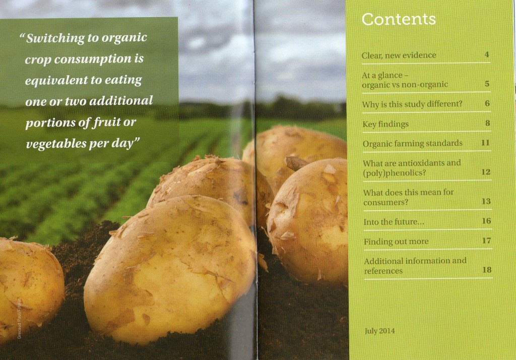 THE DIFFERENCE BETWEEN ORGANIC AND NON-ORGANIC FOOD - PAGE 2