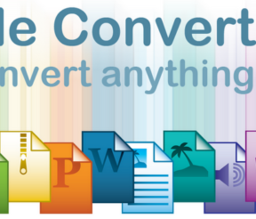 Convert pretty much any file at these two websites